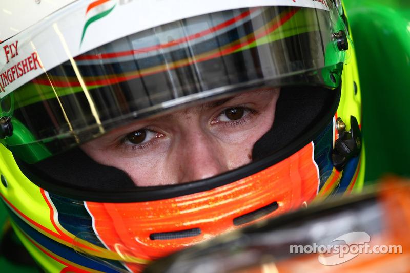 Paul di Resta, GP Australia 2011, Force India