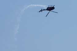 Red Bull helicopter show