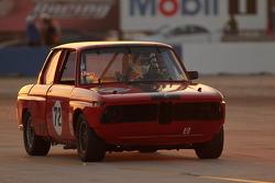 Vintage racing action