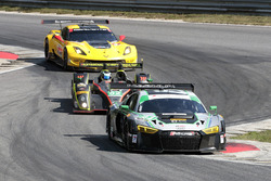 #44 Magnus Racing Audi R8 LMS: Джон Поттер, Анді Лаллі