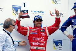 Best rookie, Race 1: Pietro Fittipaldi, Fortec Motorsports