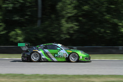 #540 Black Swan Racing, Porsche 911 GT3R: Tim Pappas, Andy Pilgrim