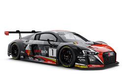 Audi Sport Design, la livrea