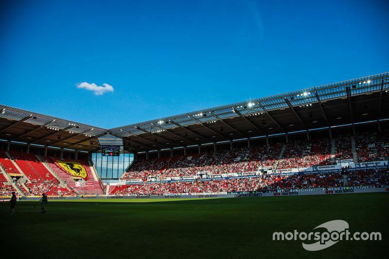 Stadium atmosphere