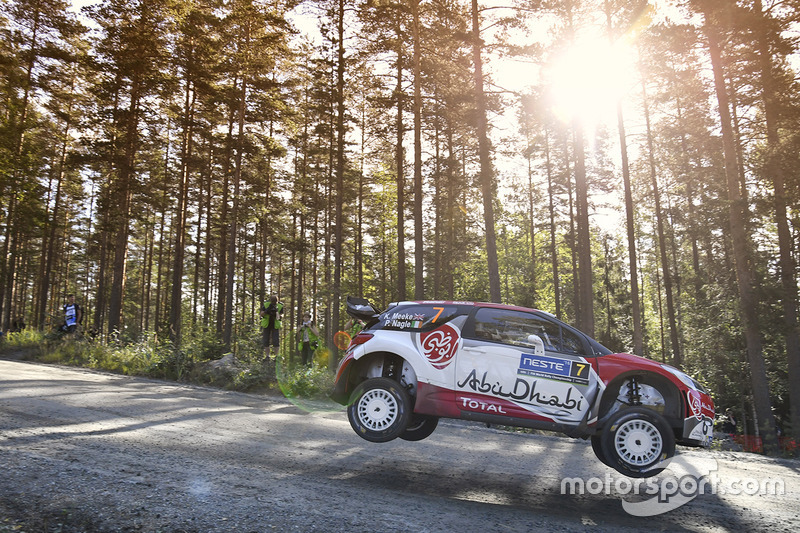 Кріс Мік, Пол Нейгл, Citroën DS3 WRC, Citroën World Rally Team