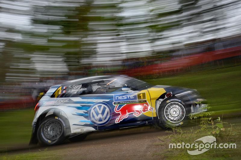Себастьян Ож'є, Жюльен Інграссія, Volkswagen Polo WRC, Volkswagen Motorsport