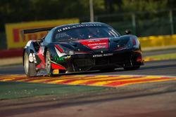 #11 Kessel Racing, Ferrari 488 GT3: Michal Broniszewski, Alessandro Bonacini, Andrea Rizzoli, Giacomo Piccini