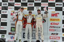 GT-Podium: 1. #9 K-Pax Racing, McLaren 650S GT3: Alvaro Parente; 2. #6 K-Pax Racing, McLaren 650S GT3: Austin Cindric; 3. #05 Always Evolving Racing, Nissan GT-R-GT 3: Bryan Heitkotter