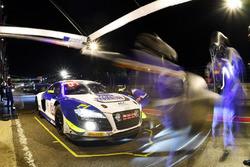#27 Sainteloc Racing, Audi R8 LMS: Michael Blanchemain, Jean-Paul Buffin, Valentin Hasse-Clot, Gilles Lallement