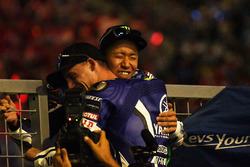 Winners #21 Yamaha Factory Racing Team: Katsuyuki Nakasuga, Pol Espargaro