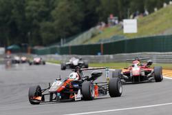 Anthoine Hubert, Van Amersfoort Racing, Dallara F312 – Mercedes-Benz; Lance Stroll, Prema Powerteam, Dallara F312 - Mercedes-Benz,