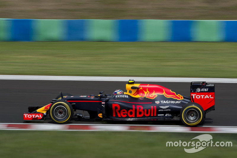 2016: Red Bull Racing RB12