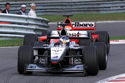 Mika Hakkinen, McLaren-Mercedes MP4/15