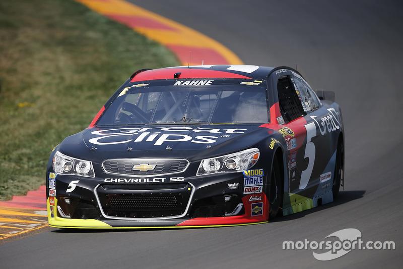 20. Kasey Kahne, Hendrick Motorsports, Chevrolet