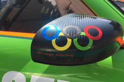 Arnage Racing olympics games logo