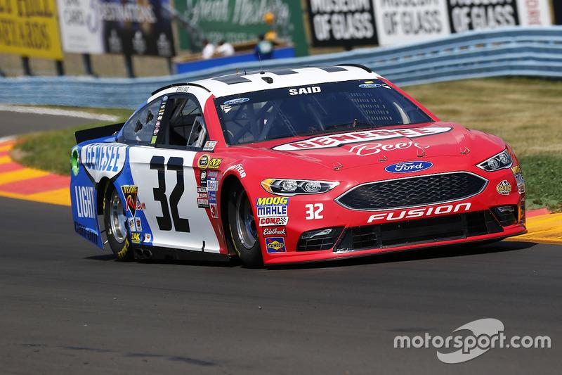 24. Boris Said, Go Green Racing, Ford