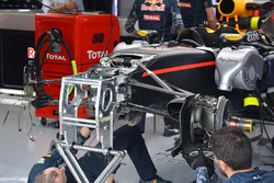 Detail Front, Red Bull Racing RB12