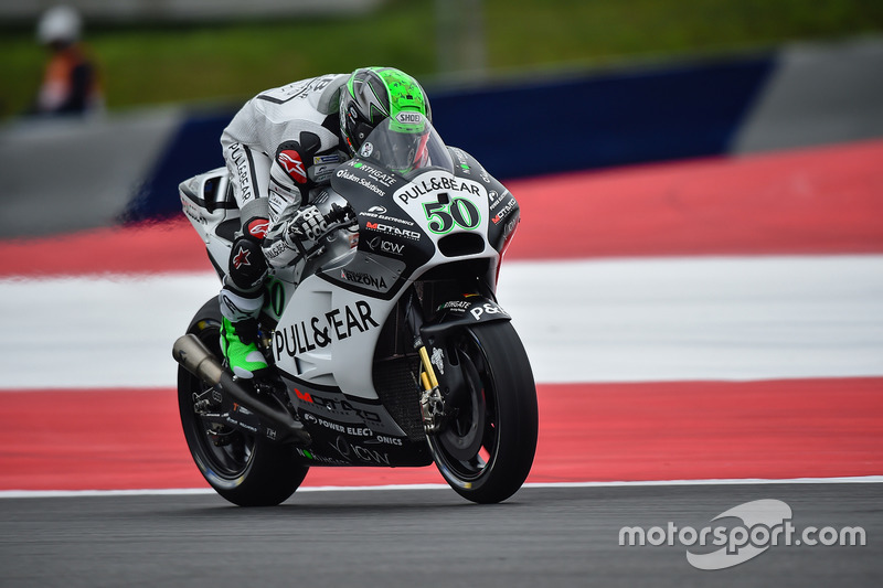 11. Eugene Laverty, Aspar Team MotoGP