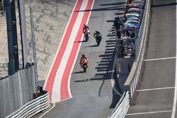 Дані Педроса, Repsol Honda Team у пітлейні