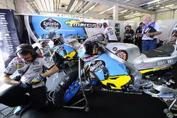 Atmosfera nel garage Marc VDS