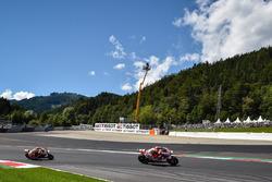 Andrea Dovizioso, Ducati Team y Andrea Iannone, Ducati Team