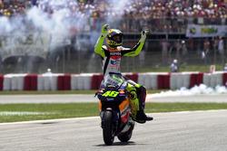 Ganador Valentino Rossi, Honda Team