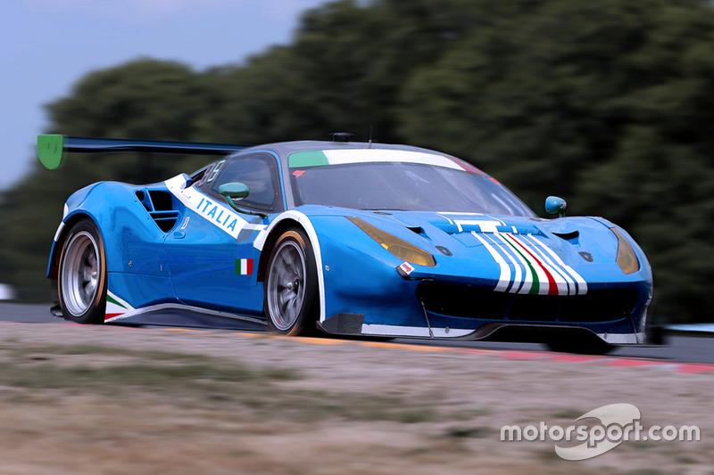 Italia: Ferrari 488