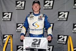 Pole: Tyler Reddick, Brad Keselowski Racing Ford