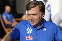 Jost Caputo, head of Volkswagen Motorsport