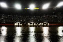 Regen am Bristol Motor Speedway