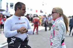 Хуан-Пабло Монтойя, Team Penske Chevrolet, Піппа Манн, Dale Coyne Racing Honda