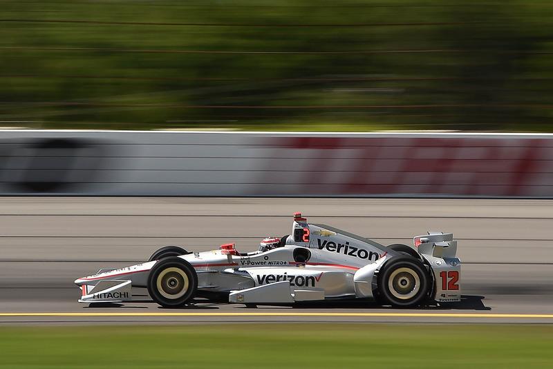 Вілл Пауер, №12, Team Penske Chevrolet