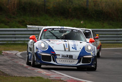 Klaus Landgraf, Markus Schmickler, Stefan Schmickler, Porsche 911 GT3 Cup