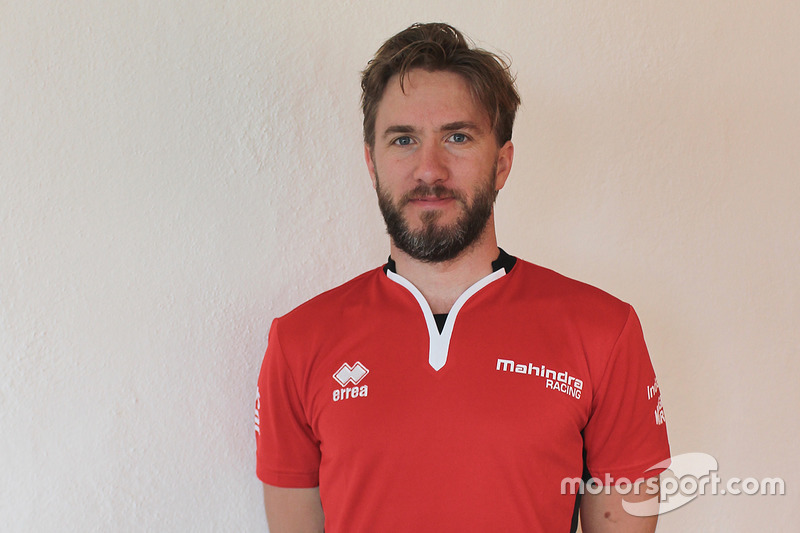 #23 Nick Heidfeld, Mahindra Racing