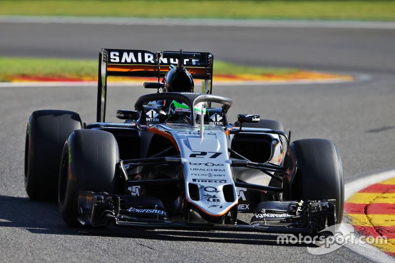 Force India F1 VJM09, Нико Хюлькенберг