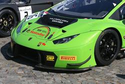 #16 GRT Grasser Racing Team Lamborghini Huracan GT3: Stefano Rosina, Marco Mapelli