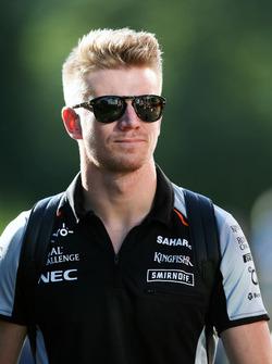 Nico Hulkenberg, Sahara Force India F1