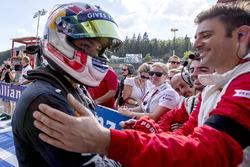 Il vincitore della gara Pierre Gasly, PREMA Racing