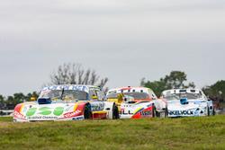 Mathias Nolesi, Nolesi Competicion Ford, Leandro Mulet, Mulet Competicion Dodge, Laureano Campanera, Donto Racing Chevrolet