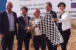 Der künftige Geschäftsführer des Circuito de Tenerife in Teneriffa, Walter Sciacca