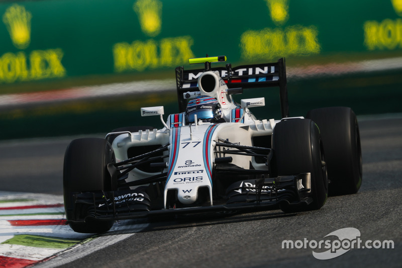 5: Valtteri Bottas, Williams FW38