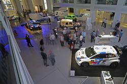 Eröffnungveranstaltung - 50 Jahre - Volkswagen Motorsport