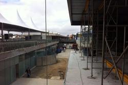 Інтерлагос: Будівельні роботи 2016
