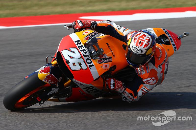 8. Dani Pedrosa, Repsol Honda Team
