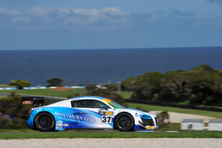 #37 Southern Star Developments Audi R8 LMS: Rob Smith