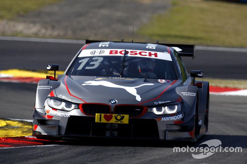 20. António Félix da Costa, BMW Team Schnitzer, BMW M4 DTM