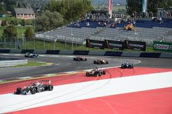 Вылет Дамиано Фьораванти, RP Motorsport