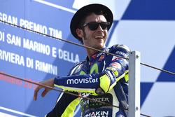 Secondo, Valentino Rossi, Yamaha Factory Racing
