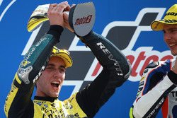 Il secondo classificato Alex Rins, Paginas Amarillas HP 40