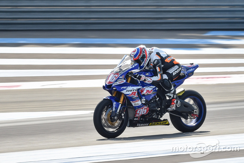 #96, Moto Ain,Yamaha: Hugo Clere, Clement Marmont, Ludovic Gherardi